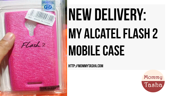 New Delivery My Alcatel Flash 2 Mobile Case