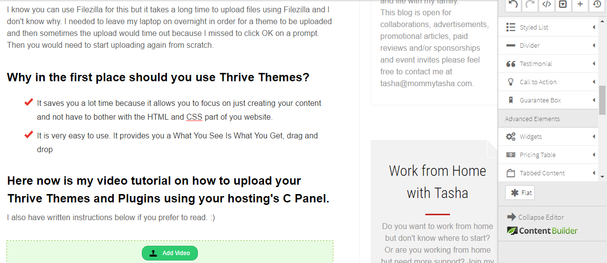 Easily Install Thrive Themes Using C Panel