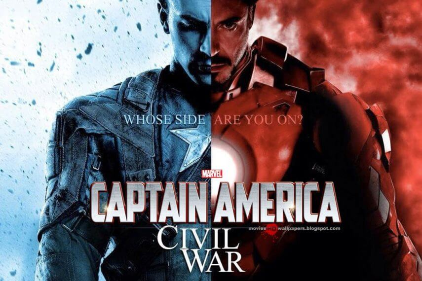captain america civil war review