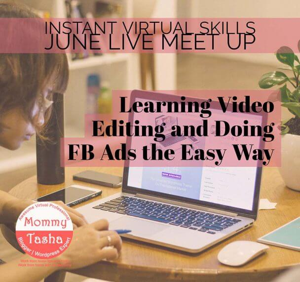 Instant Virtual Skills 2016 June Live Meet Up