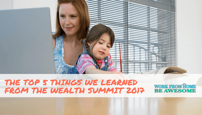 Top 5 Learned Wealth Summit 2017