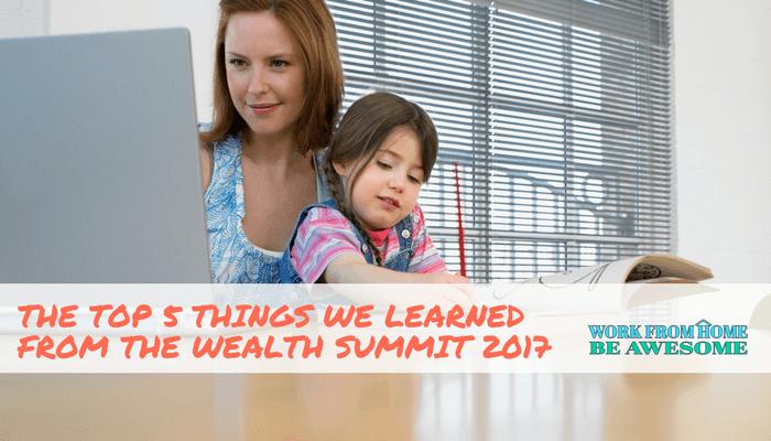 Top 5 Learned Wealth Summit 2017