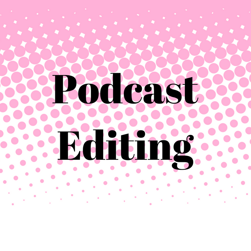Podcast EditingServices